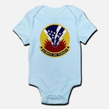 62nd Bomb Squadron Infant Bodysuit