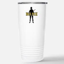 Army Custom #5 Travel Mug
