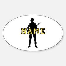 Army Custom #5 Decal