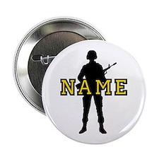 """Army Custom #5 2.25"""" Button"""