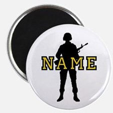 "Army Custom #5 2.25"" Magnet (100 pack)"