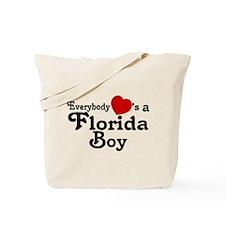 Everybody Hearts a FL Boy Tote Bag