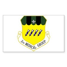 2nd Medical Group Decal
