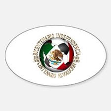 Cool Mexican independence day Sticker (Oval)