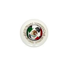 Cute Bicentenaria Mini Button (10 pack)