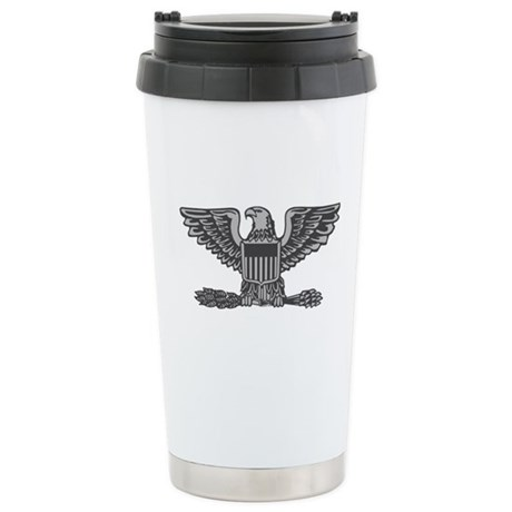 Colonel Stainless Steel Travel Mug