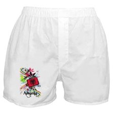 Flower Albania Boxer Shorts