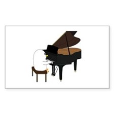 Concert Pianist Decal
