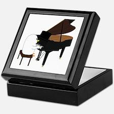 Concert Pianist Keepsake Box