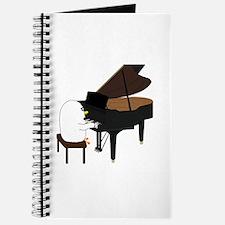 Concert Pianist Journal