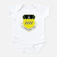 2nd Bomb Wing Infant Bodysuit