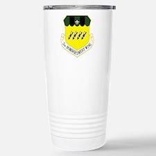 2nd Bomb Wing Travel Mug