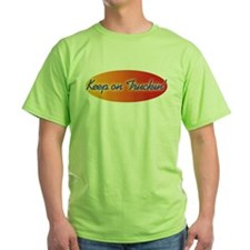 Retro Keep On Truckin T-Shirt