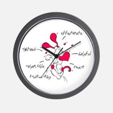 Year of the Dog - Wall Clock