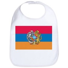 Armenia Flag Bib
