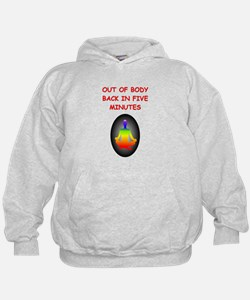 astral projection gifts Hoodie