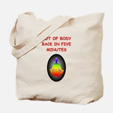 astral projection gifts Tote Bag