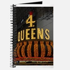 Las Vegas Downtown 4 Queens Journal