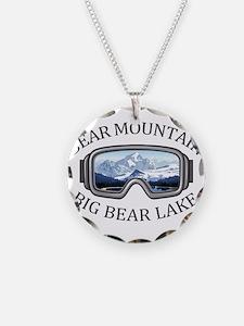 Bear Mountain - Big Bear L Necklace