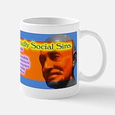 Seven Deadly Sins Mug
