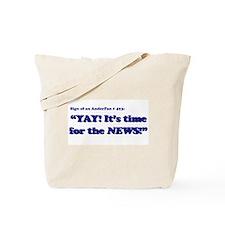 Anderfan Tote Bag