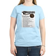Bachelorette Checklist T-Shirt