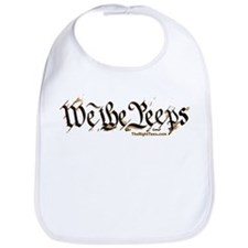 Cute We people Bib