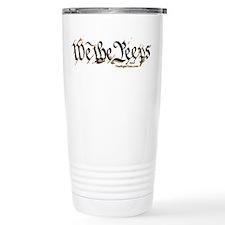 Funny We the people Travel Mug