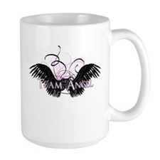 2-CAFE PRESS TEAM ANGEL... copy Mugs