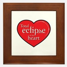 """Total Eclipse"" Framed Tile"