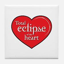 """Total Eclipse"" Tile Coaster"