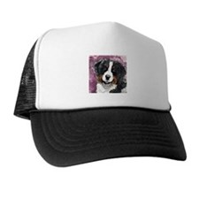 "Bernese Mt. Dog ""Eyes of Trus Trucker Hat"
