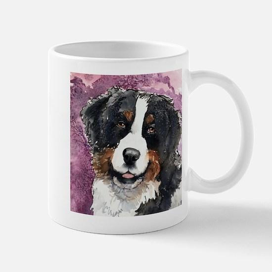 """Bernese Mt. Dog """"Eyes of Trus Mug"""