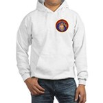 Masonic Intertwined Hooded Sweatshirt