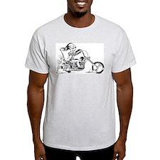Old Cy Chopper Dude T-Shirt