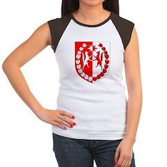 Vulpine Reach Women's Cap Sleeve T-Shirt