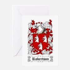 Robertson Greeting Card