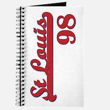 98 - Red/Blue STL Journal