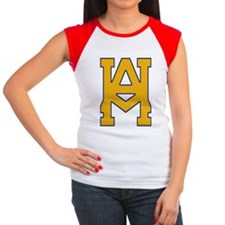 ARTHUR HILL LOGO Women's Cap Sleeve T-Shirt