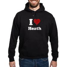 I heart heath Hoody