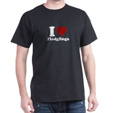 I heart Fledglings T-Shirt