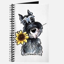 Sunflower Schnauzer Journal