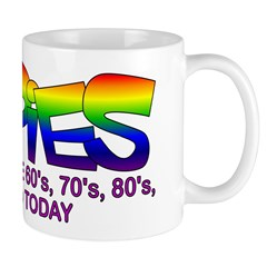 Anti Liberal Hippies Mug