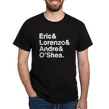 Eric & Lorenzo & Andre & O'Shea (NWA)