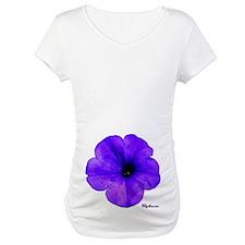 Petunia Flower Shirt
