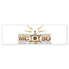 MCSO Radio Posse Bumper Sticker
