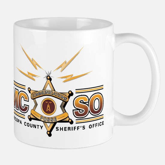 MCSO Radio Posse Mug