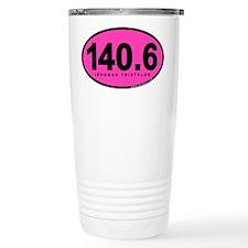 140.6 Ironman Triathlon Travel Mug