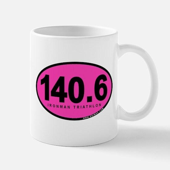 140.6 Ironman Triathlon Mug