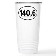 140.6 Ironman Triathlon Travel Coffee Mug